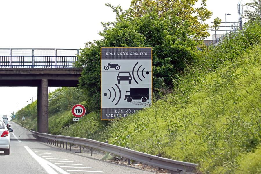 carte radars pas de calais