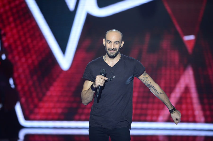 VIDÉO - The Voice 2016 : François sera le candidat de Chypre pour l'Eurovision