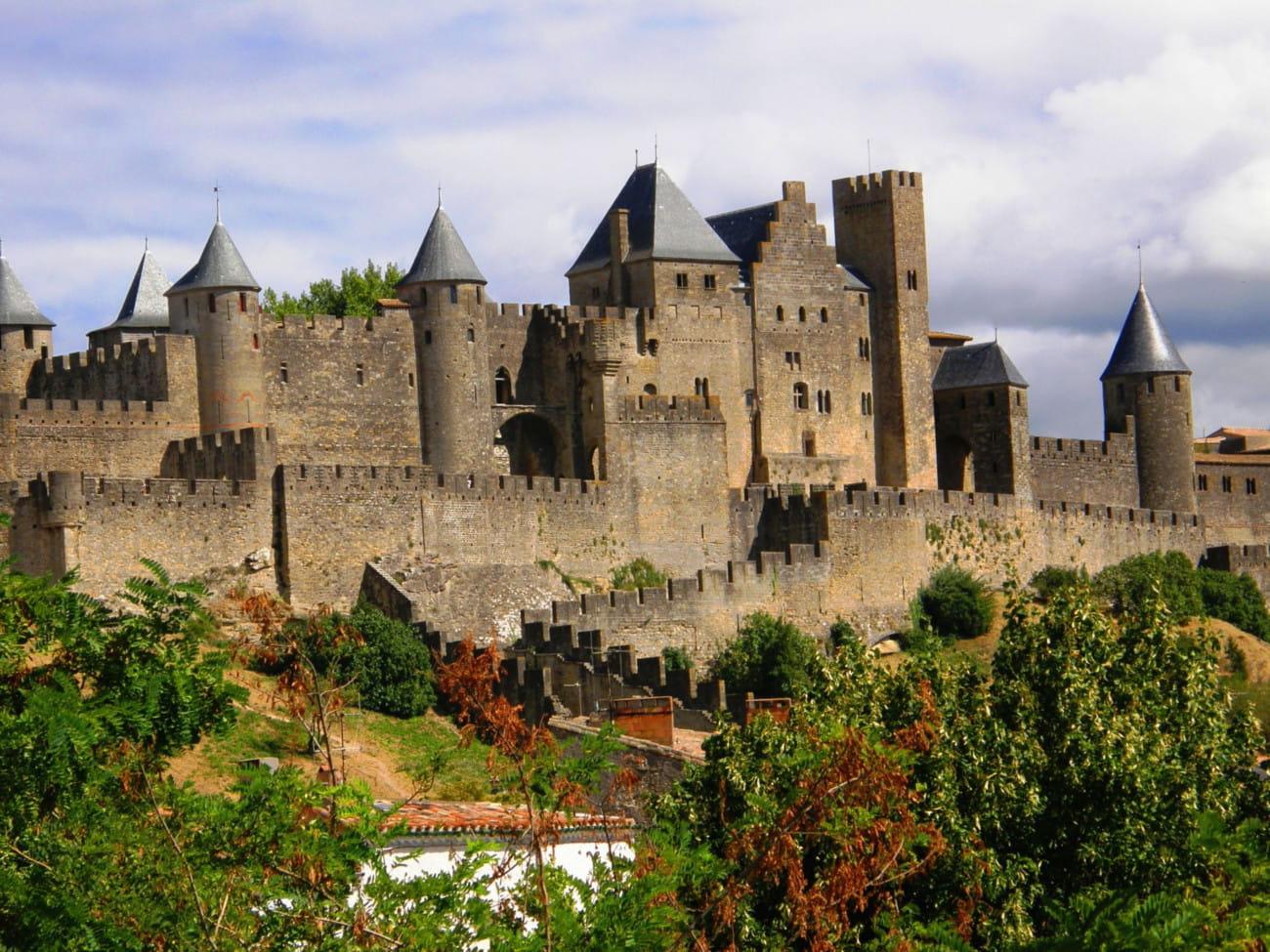 la cit de carcassonne ponts de mai 15 id es pour un long week end en famille linternaute. Black Bedroom Furniture Sets. Home Design Ideas