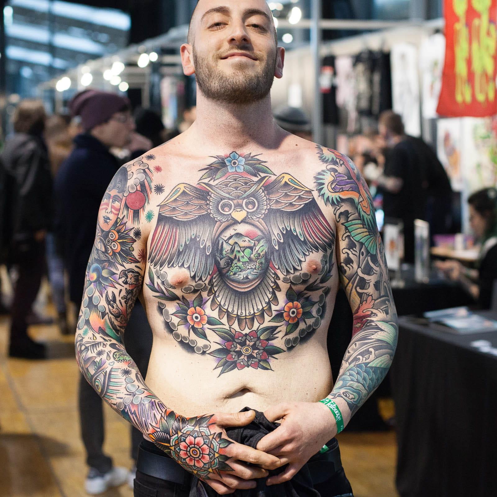 salon mondial du tatouage notre galerie de portraits mondial du tatouage de superbes. Black Bedroom Furniture Sets. Home Design Ideas