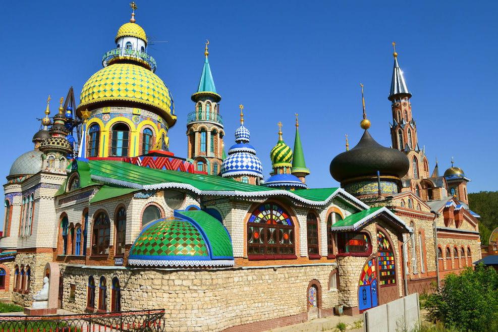 le temple de toutes les religions   russie   30 sites