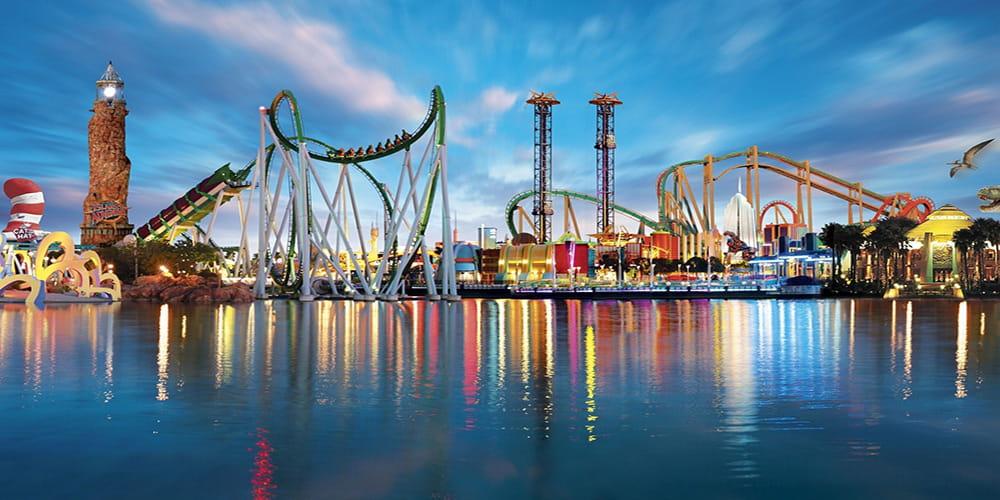 Portaventura salou espagne les 25 meilleurs parcs d - Parc d attraction espagne port aventura ...