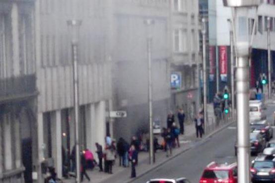 Revendication de Daech, la photo de suspects circule — Attentats à Bruxelles