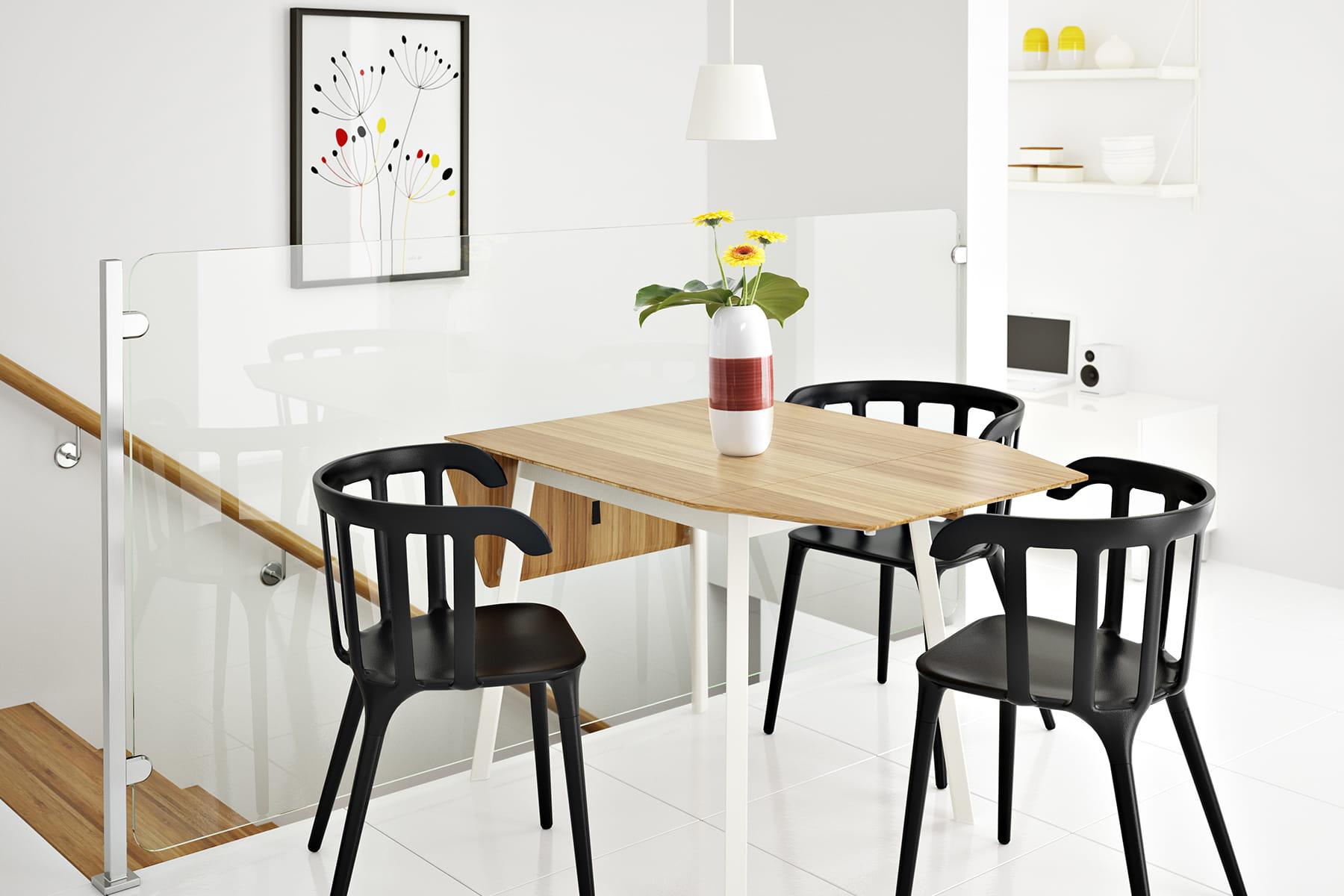 Une table rabats facile replier 20 belles tables de for Acheter une table a manger