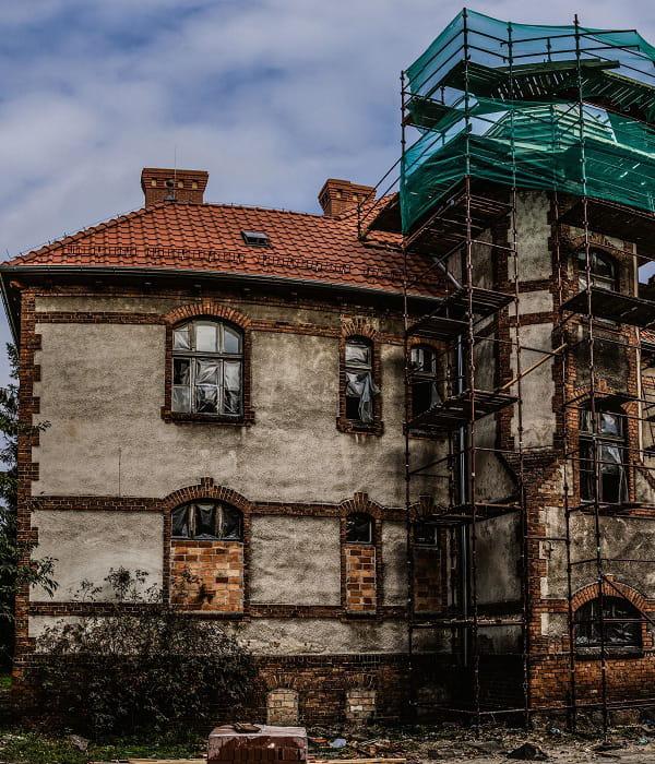 Acqu Rir Et R Nover Un Bien Immobilier Ancien Payer