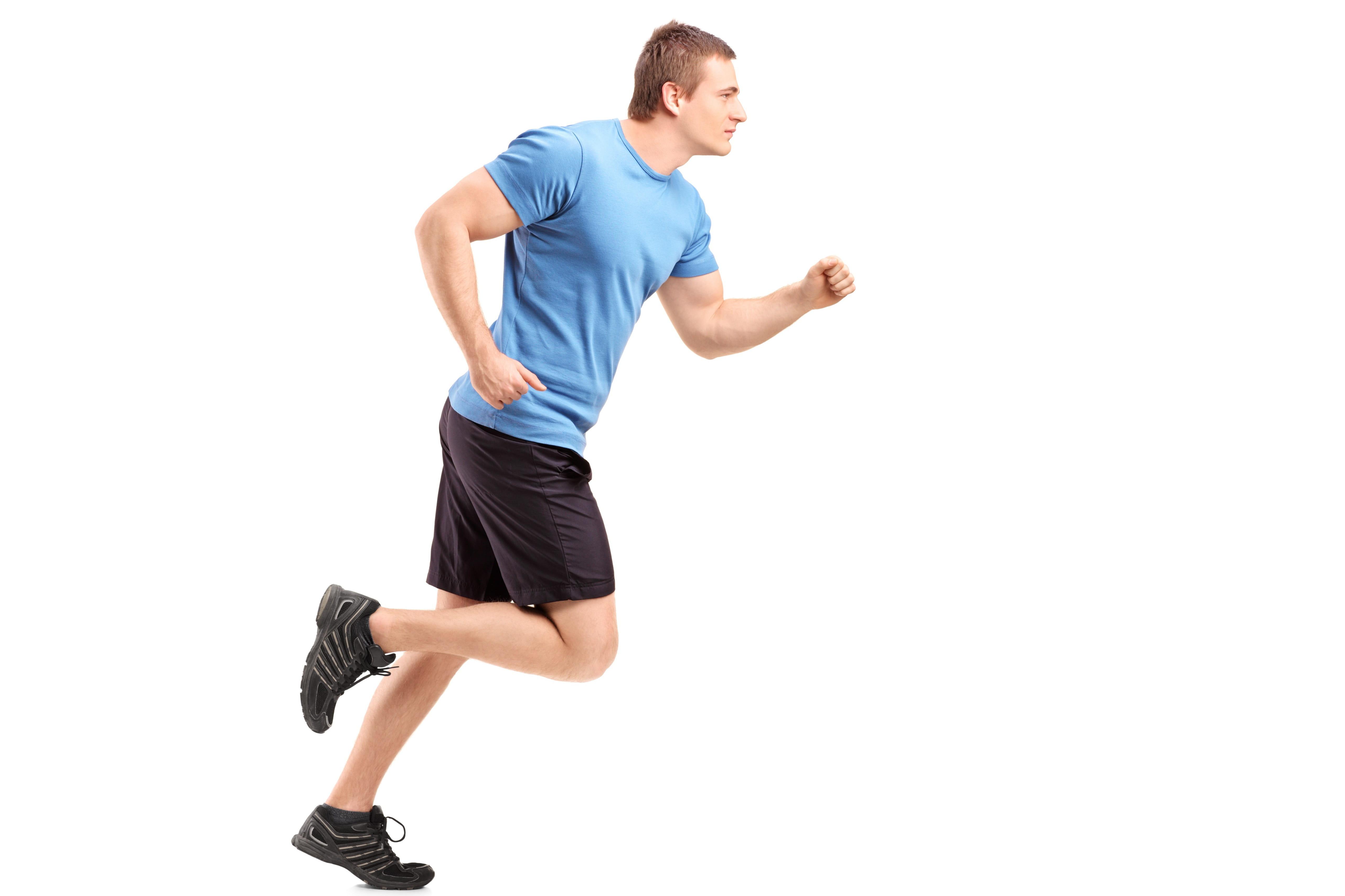 courez sur place 15 astuces pour faire du sport chez soi et sans mat riel linternaute. Black Bedroom Furniture Sets. Home Design Ideas