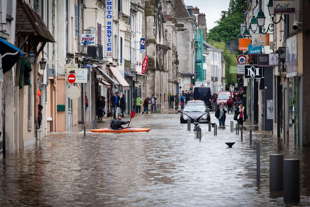 28 communes reconnues en état de catastrophe naturelle — Indre