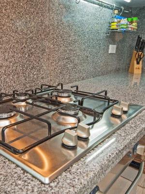 nettoyer les boutons d 39 une plaque de cuisson. Black Bedroom Furniture Sets. Home Design Ideas