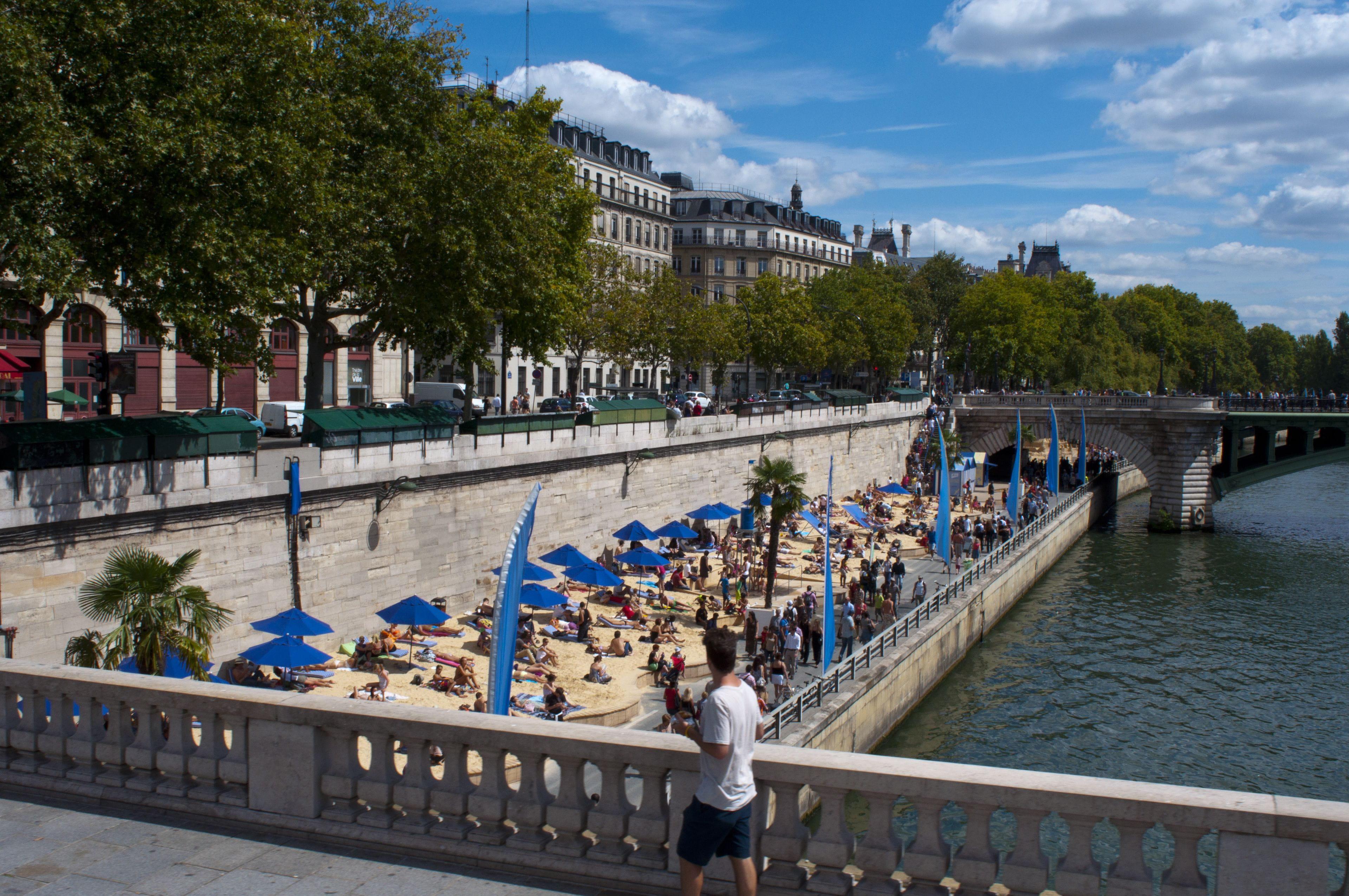 Paris plages 2016 dates horaires plan toutes les infos sur cette nouvelle dition - Piscine plage paris asnieres sur seine ...