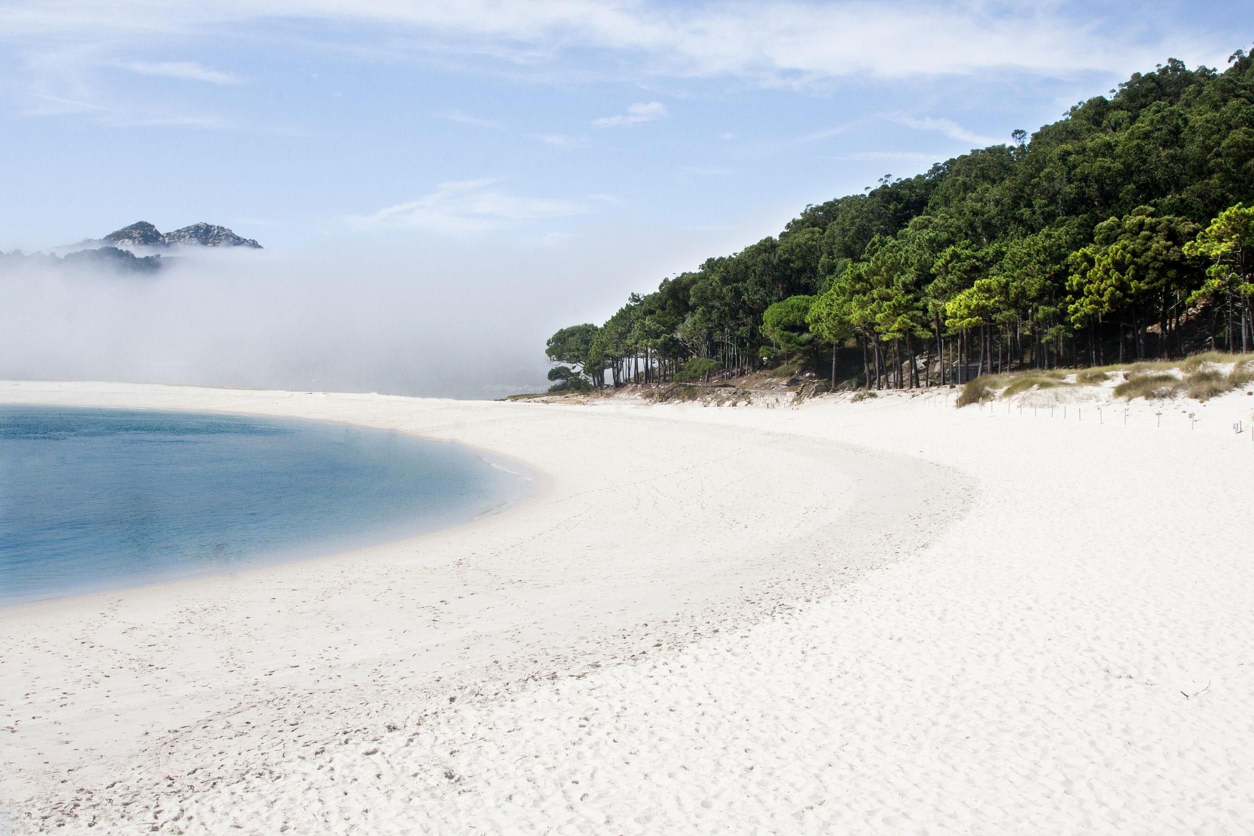 Les îles Cies en Galice : Les plus belles plages d'Europe ...