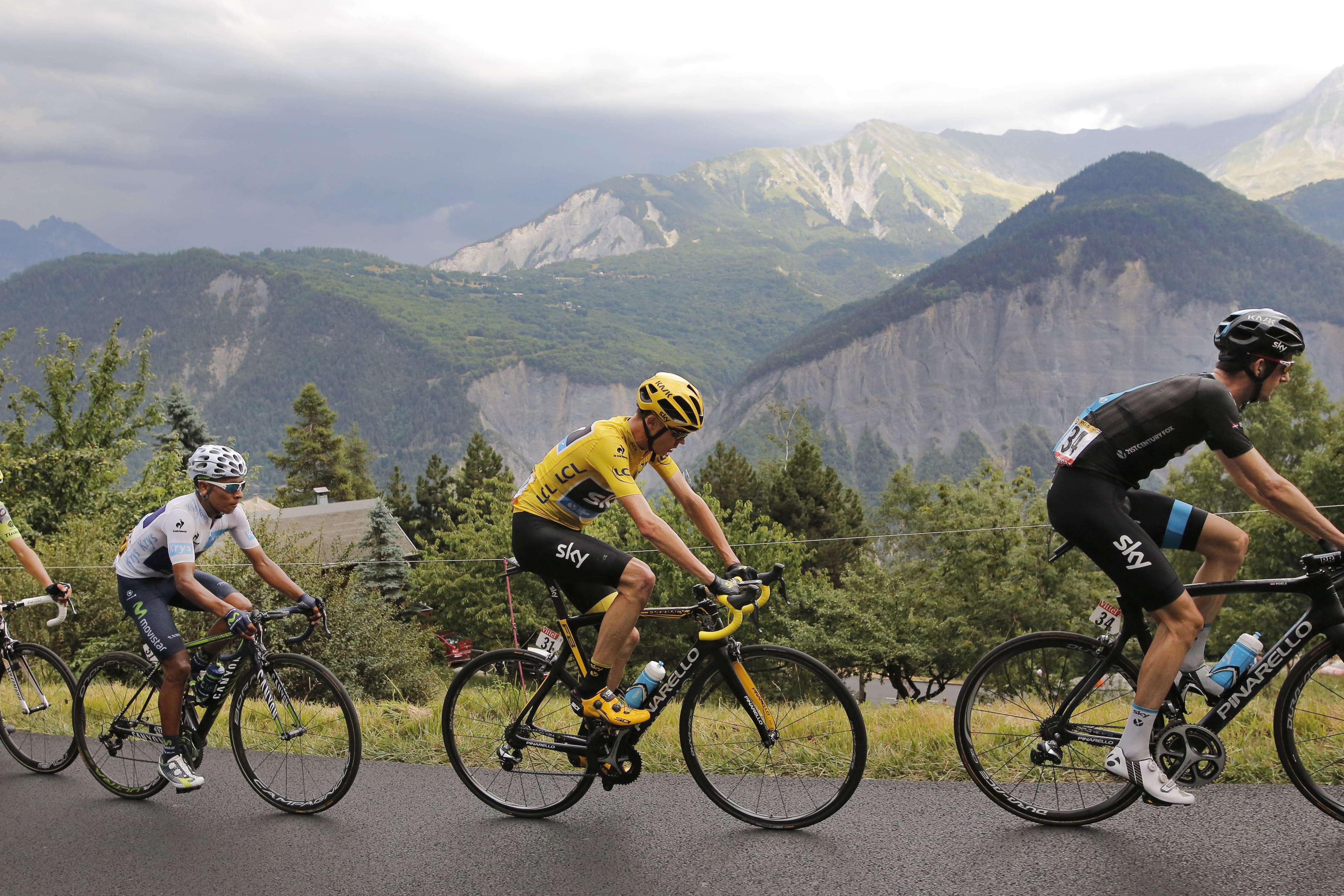 Tour de france 2016 dates