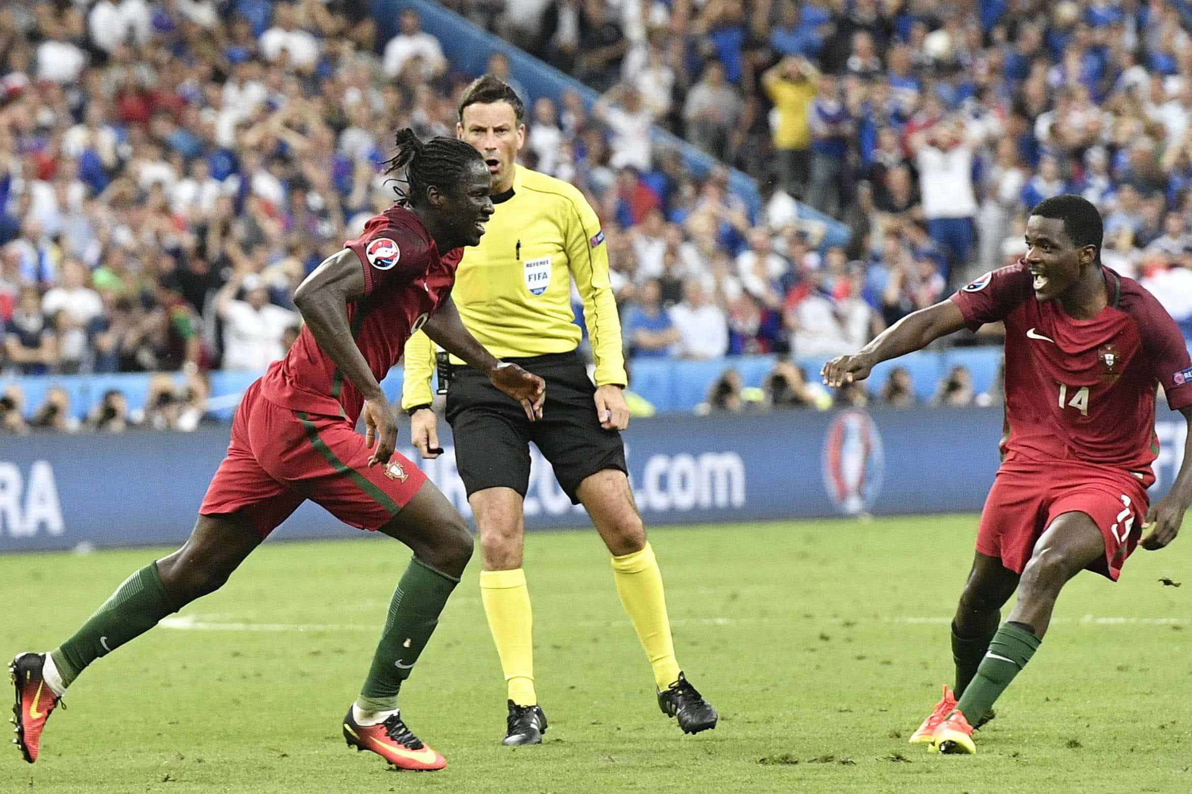 France portugal resultat les bleus battus le score - Resultat coupe du portugal ...