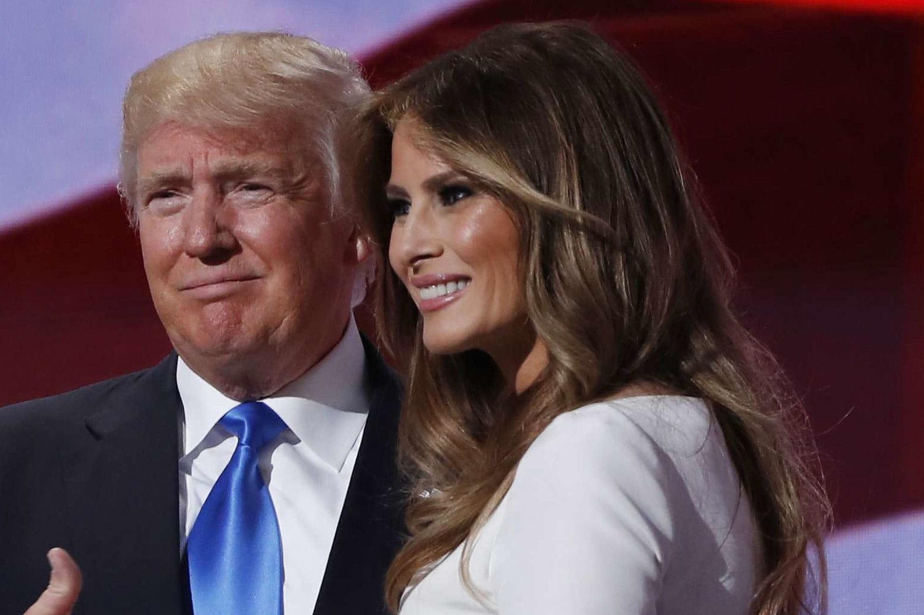 Melania Trump emprunte les mots de Michelle Obama