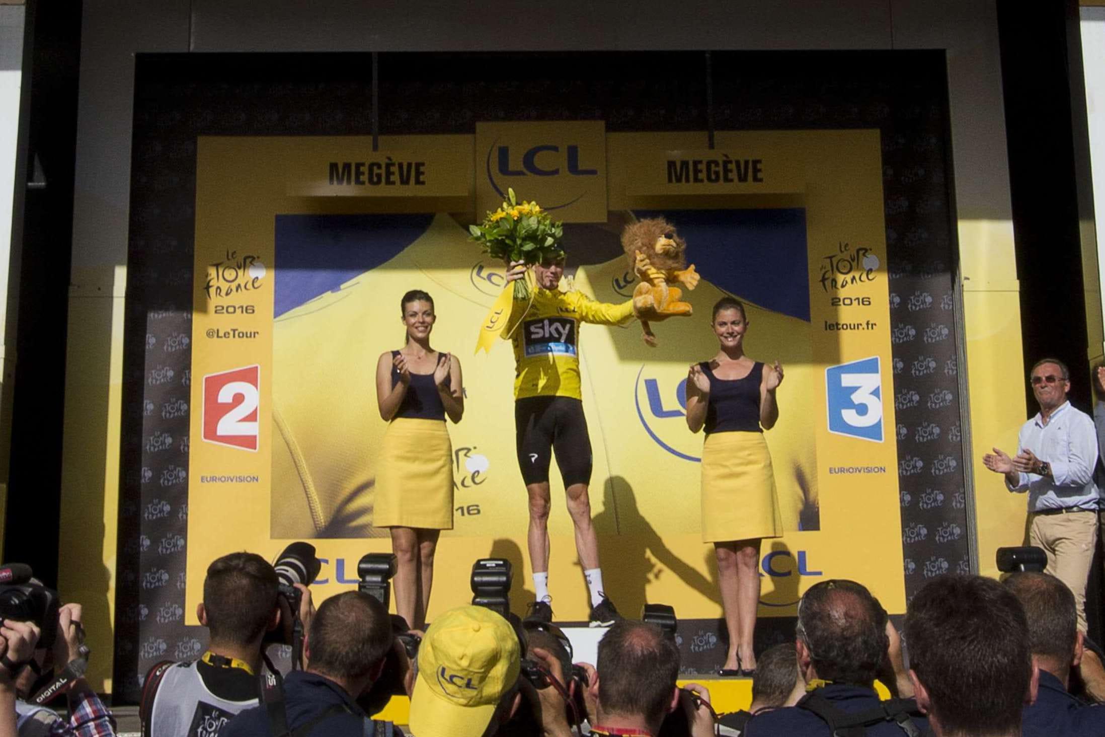 Tour de france 2016 quels gains pour le vainqueur de la for Combien de tour de teflon