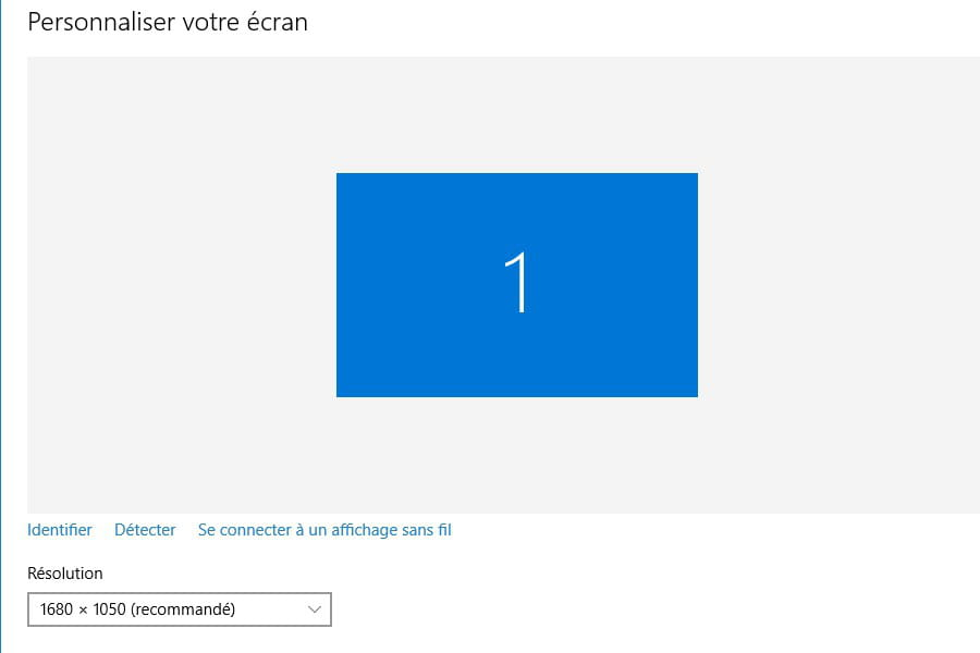 R glez la d finition de l cran windows 10 tous les for Definition de l
