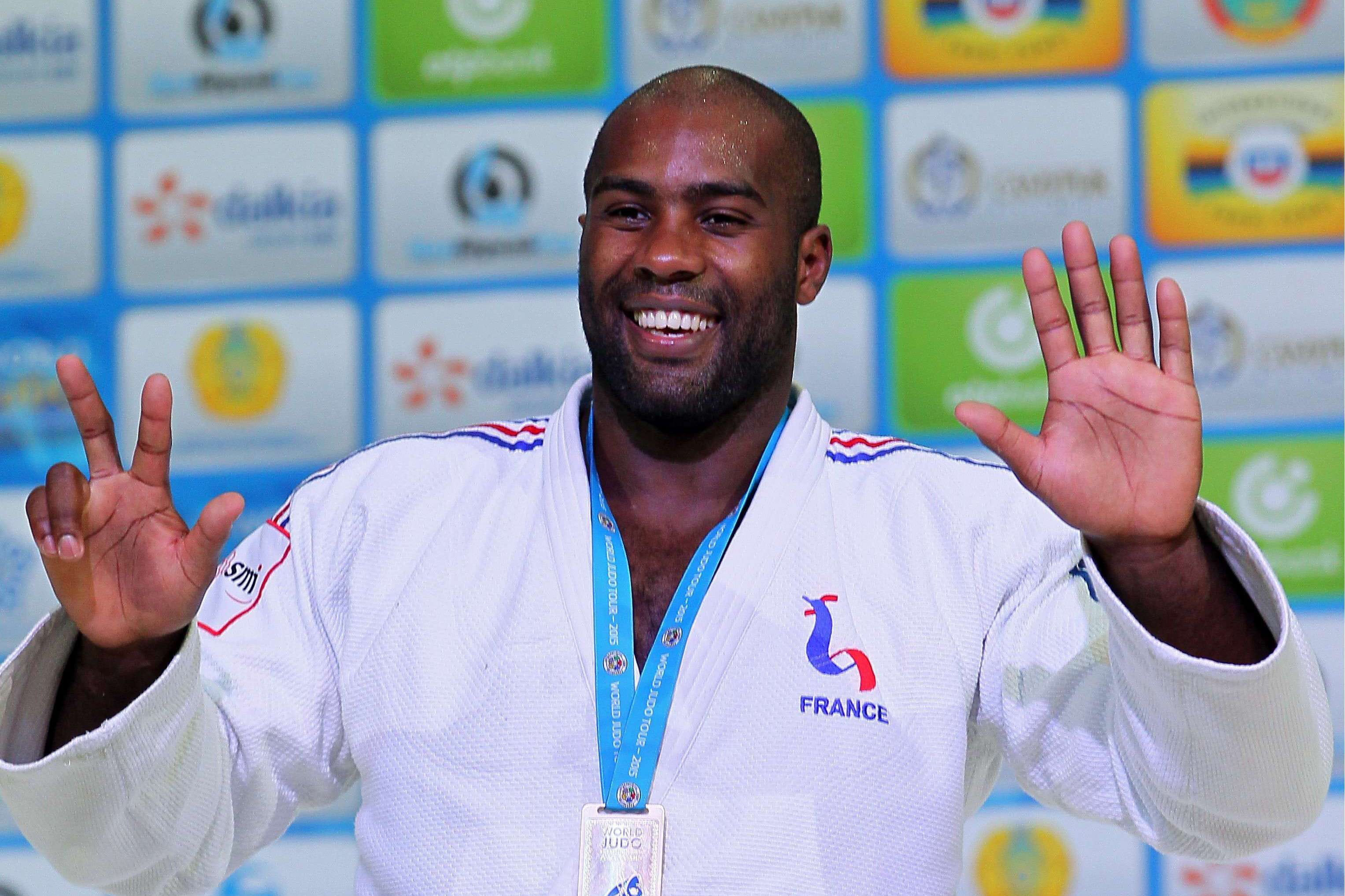 teddy riner jo 2016 date et heure de ses combats. Black Bedroom Furniture Sets. Home Design Ideas