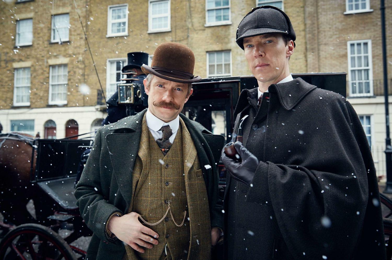 Bande-annonce pour la saison 4 dévoilée à Comic-Con — VIDÉO] Sherlock
