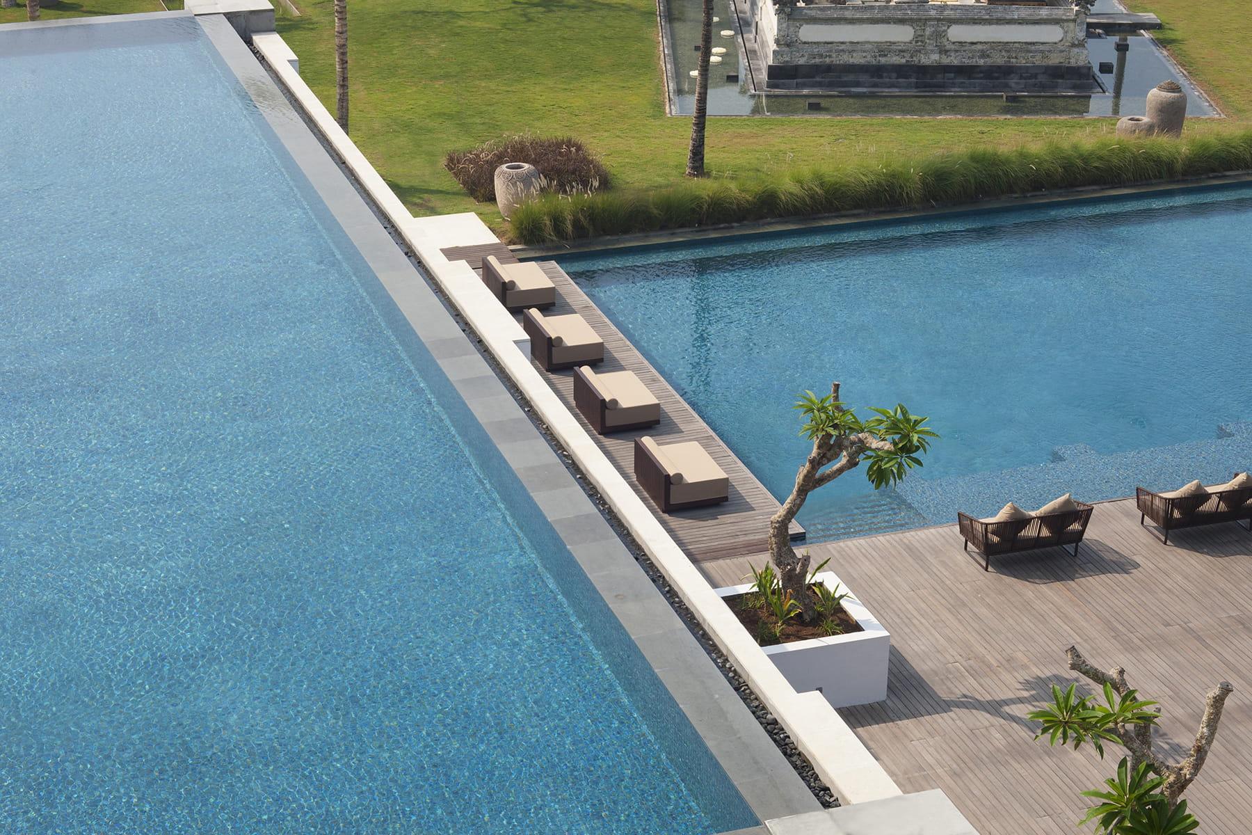 Alila seminyak petit ou grand bassin ces piscines for Petit bassin piscine