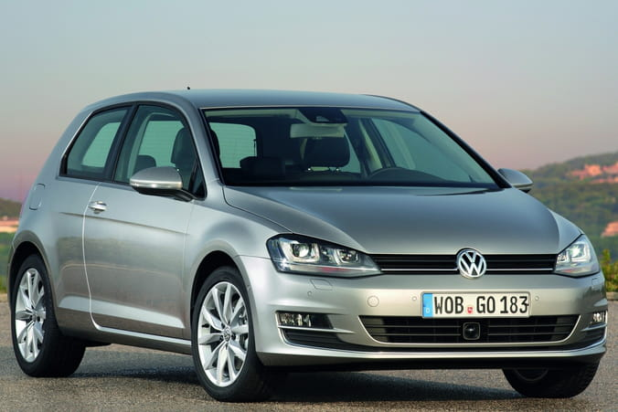 volkswagen golf 7 restyl e premi res fuites et infos. Black Bedroom Furniture Sets. Home Design Ideas