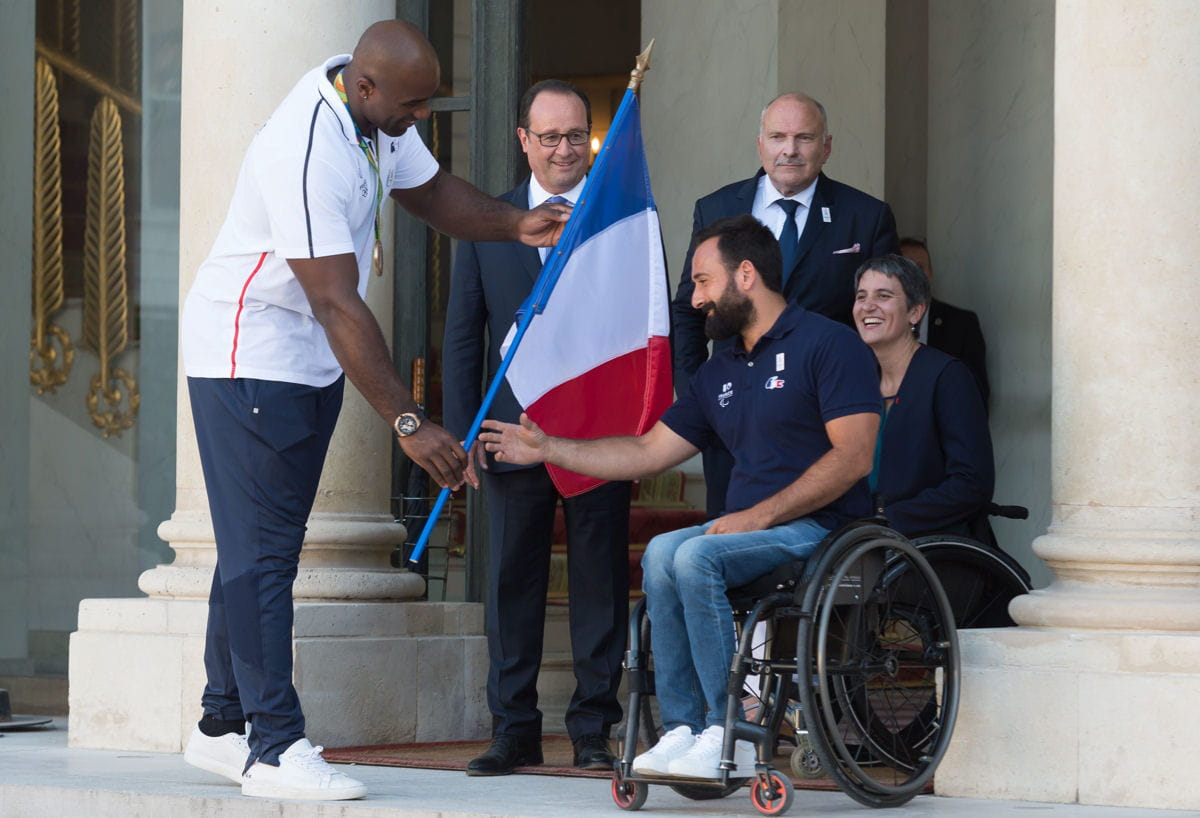 Jeux paralympiques 2016 resultats la france termine for Porte yannick