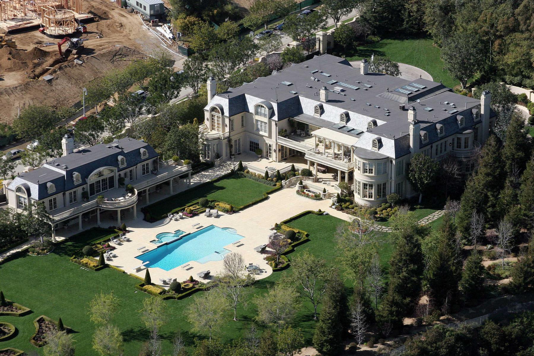 La villa la fran aise de denzel washington les maisons de stars dans lesquelles on aimerait - Maison de star francaise ...