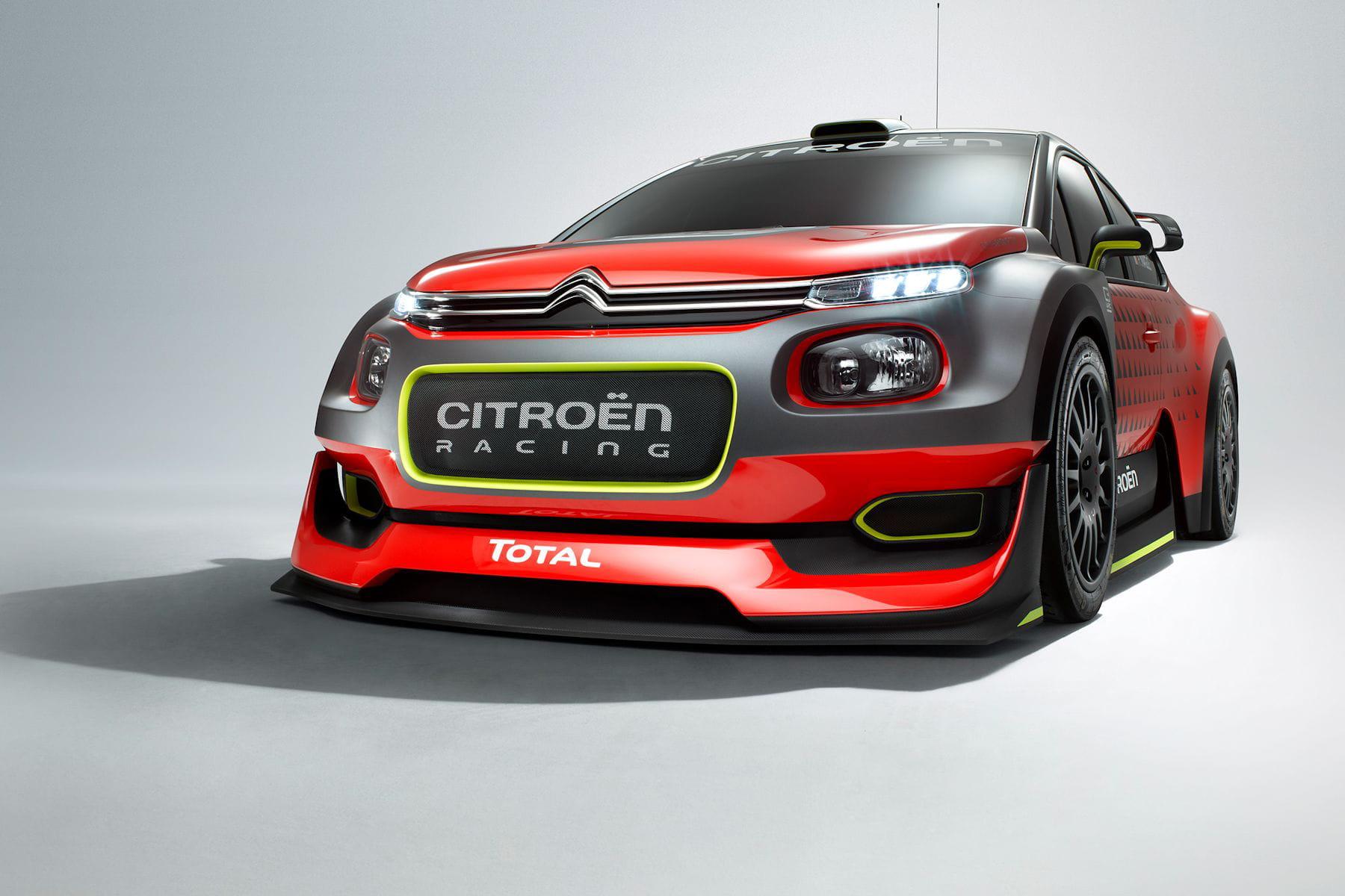 Oubliez la DS3 WRC, place à la radicale Citroën C3 WRC