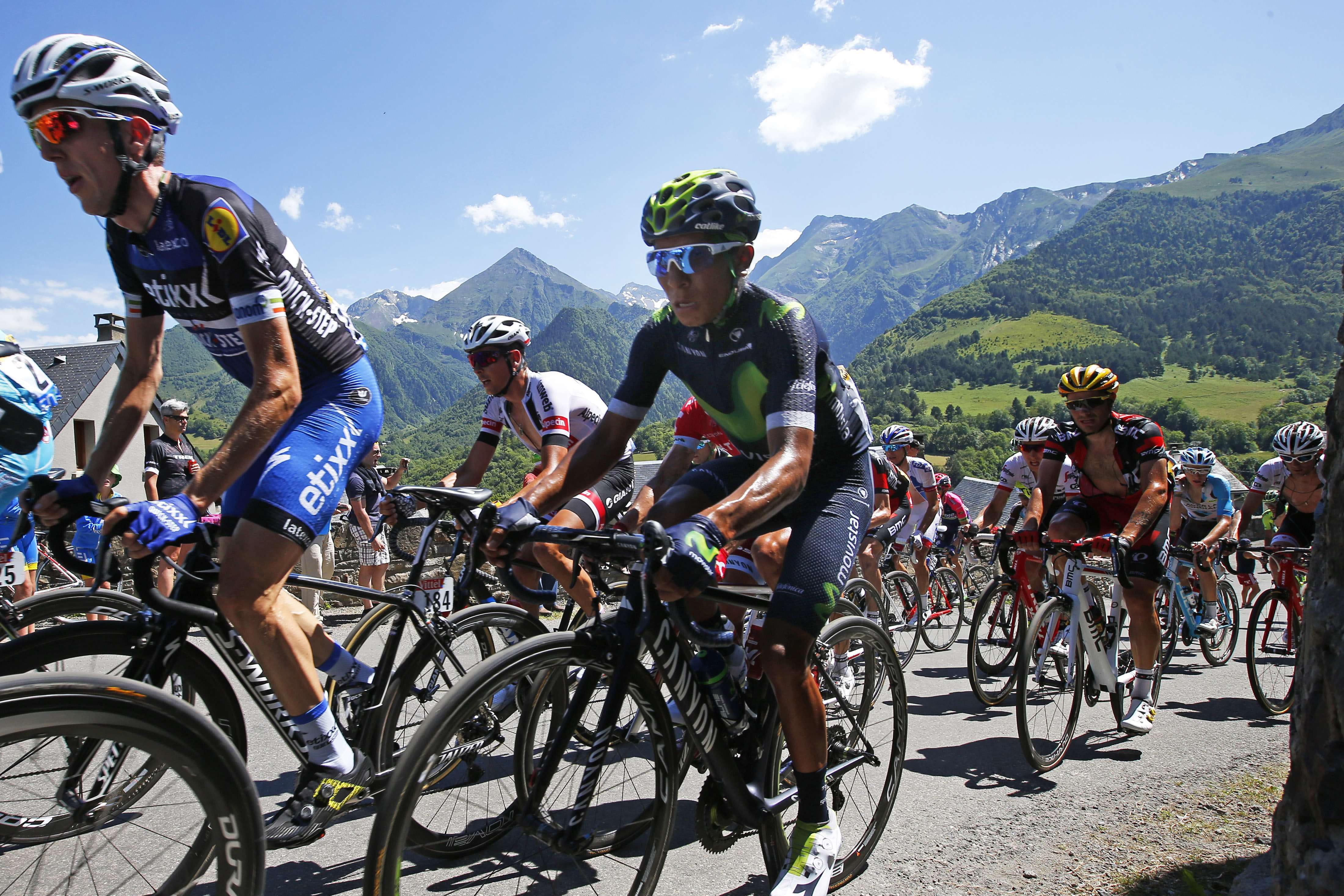 PARCOURS TOUR DE FRANCE 2017 - Le tracé du prochain Tour de France ...