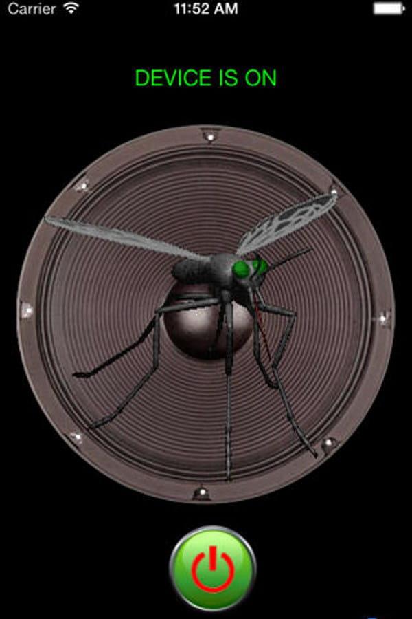 les applications anti moustiques 10 applications bidon ne pas installer sur son smartphone. Black Bedroom Furniture Sets. Home Design Ideas