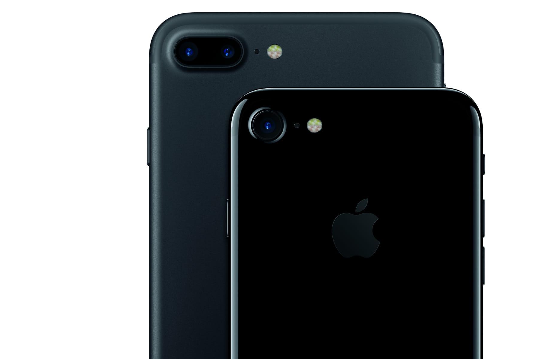 iphone 7 tout savoir sur le dernier smartphone apple prix fiche technique linternaute. Black Bedroom Furniture Sets. Home Design Ideas