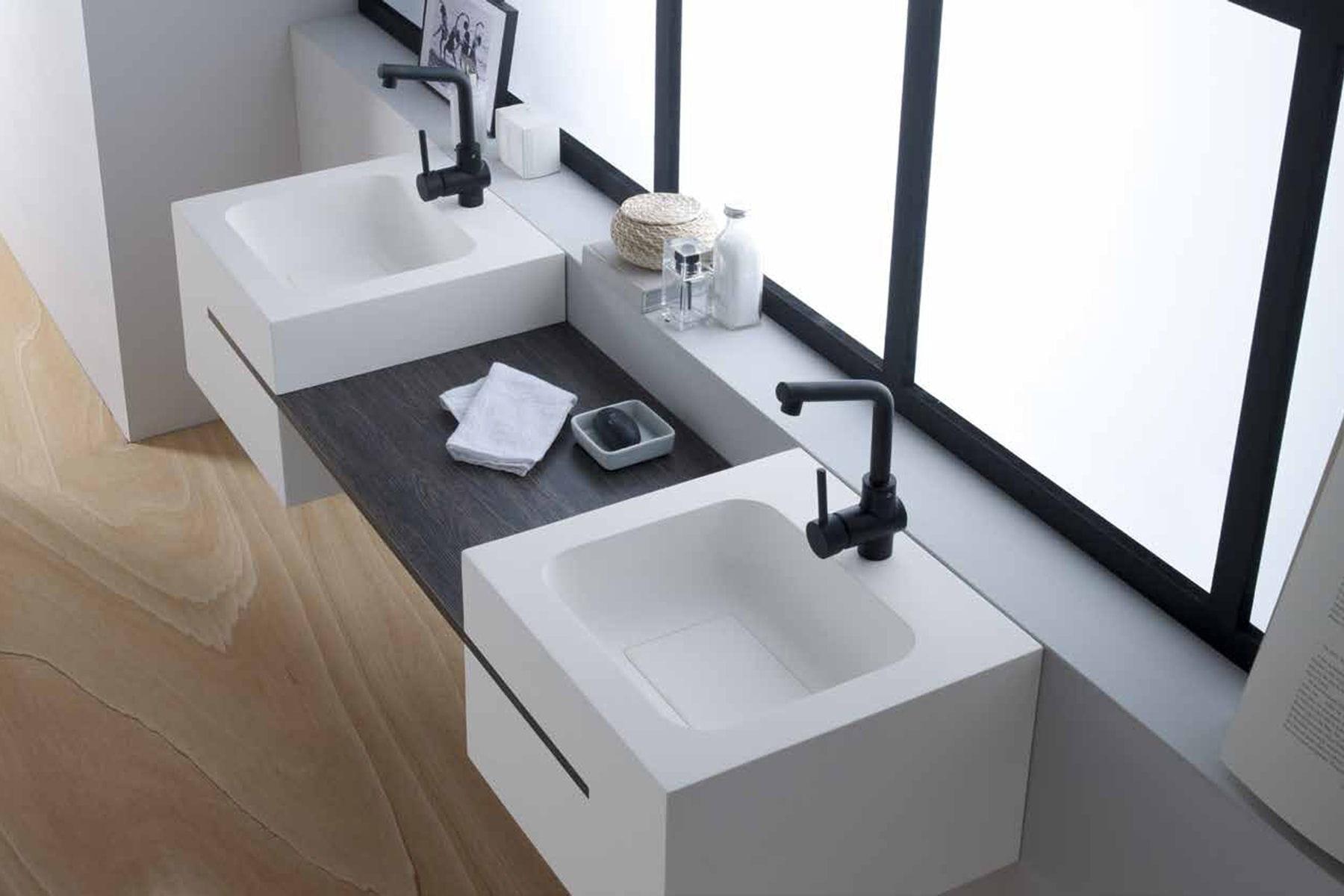 Un double lavabo pratique for Lavabo double cuisine