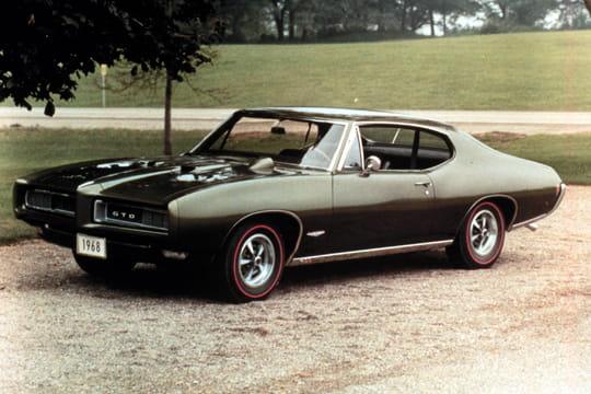 Pontiac gto de 1968