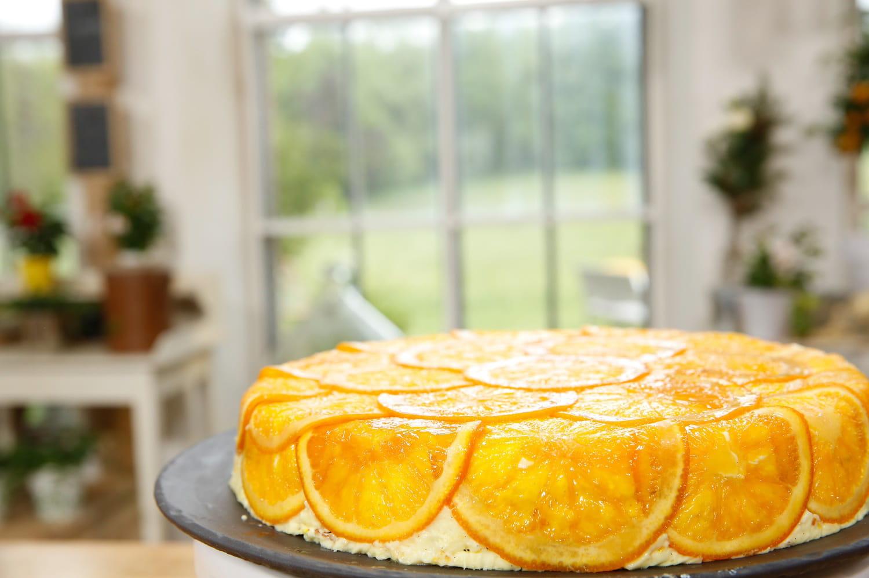 Rosace de la grande cocotte  recette du gâteau de Mercotte (Le Meilleur pâtissier 2016