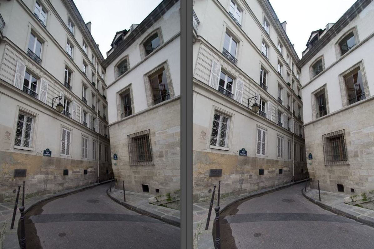 Comment corriger la perspective d 39 un b timent for Fonction d un batiment
