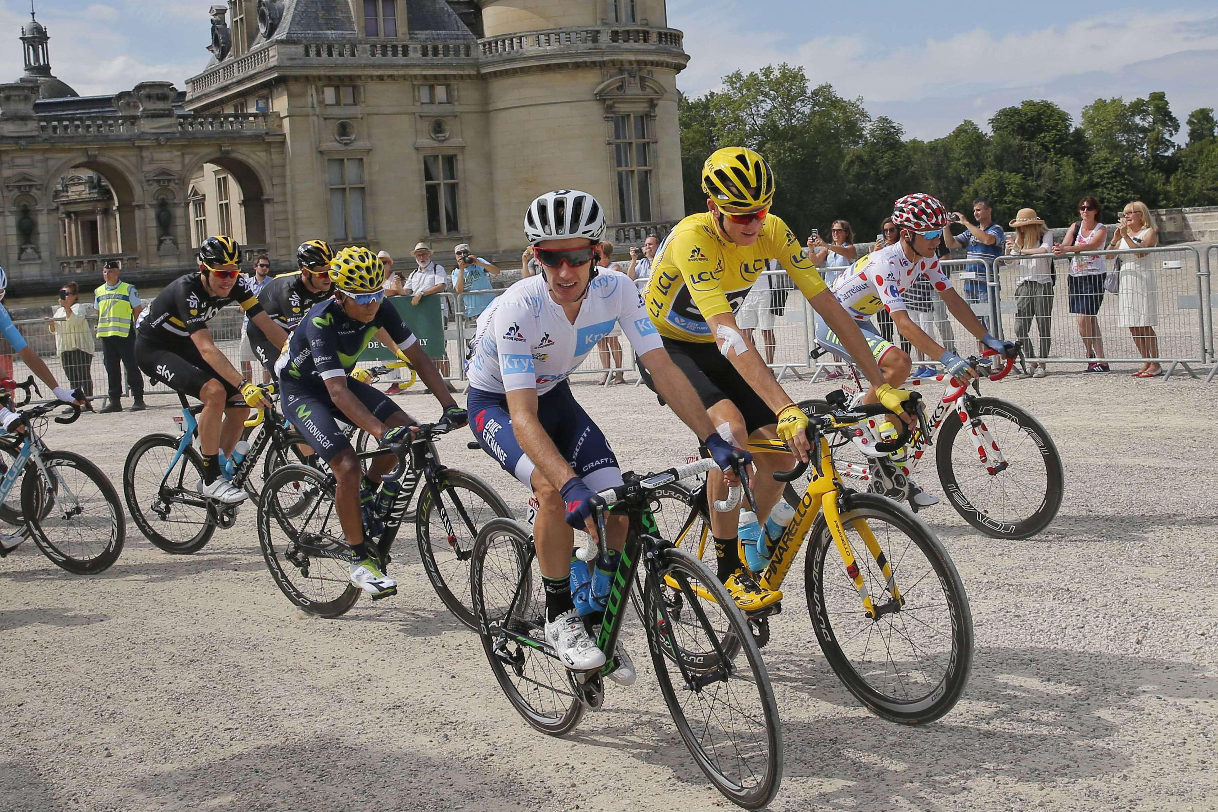 Tour de France - Tour de France 2016: date, tappe e programmazione su ...