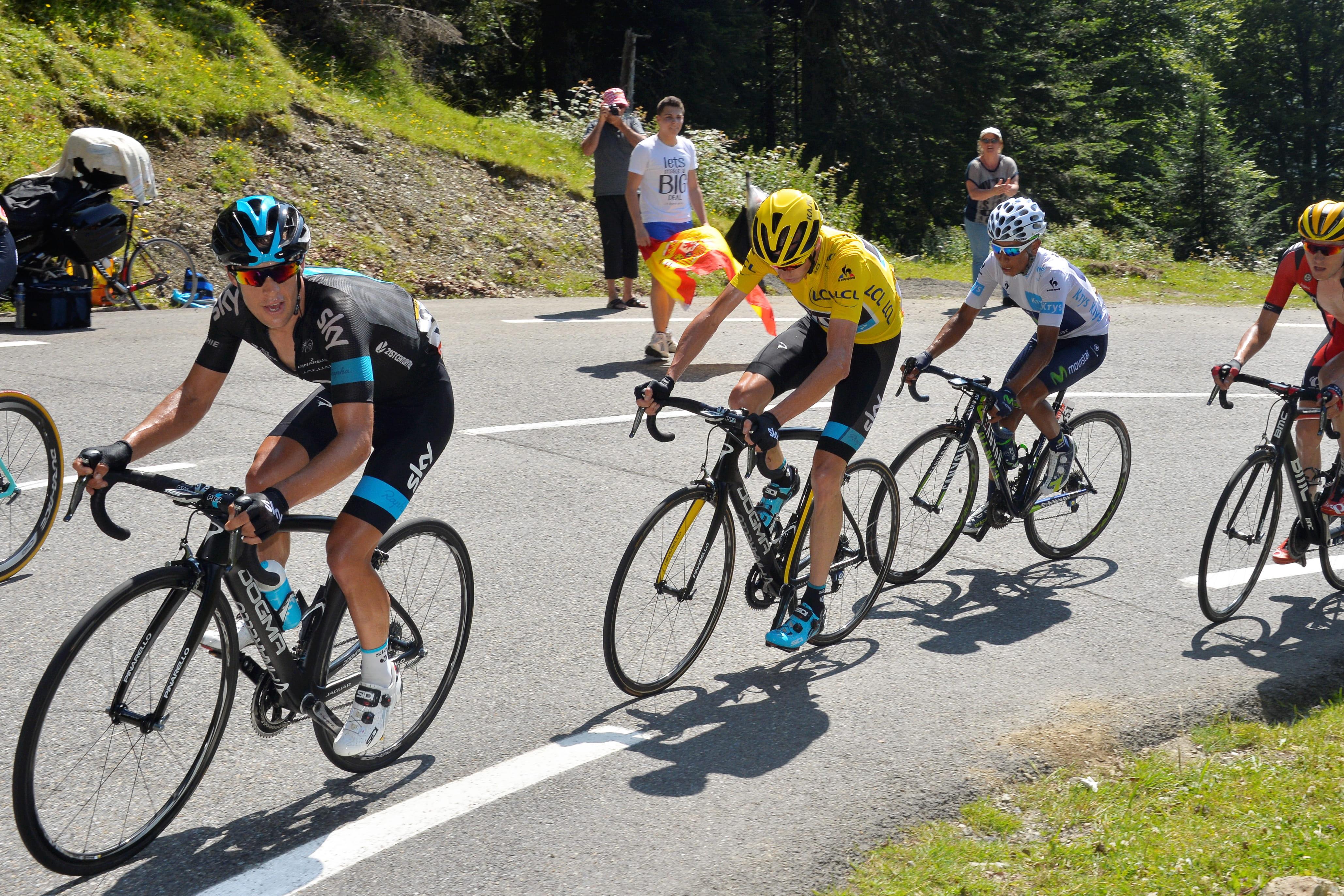 TOUR DE FRANCE - Le parcours du Tour de France 2017, dévoilé dans ...
