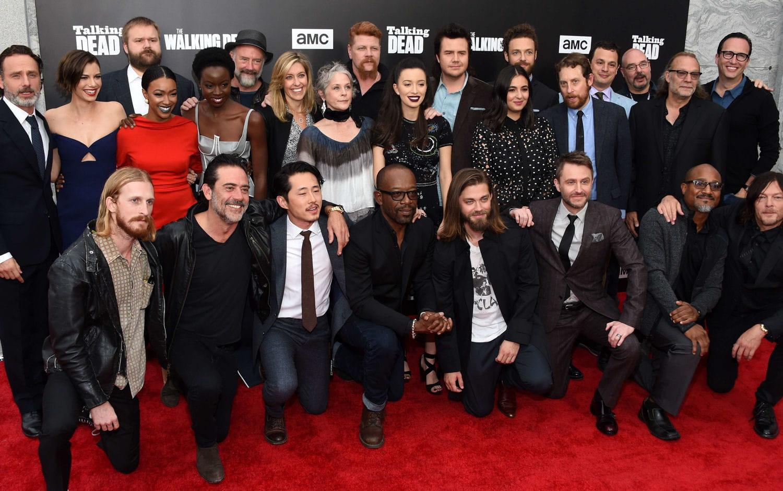Walking Dead Saison Episode Sera Aussi Long Qu Film Voirfilms