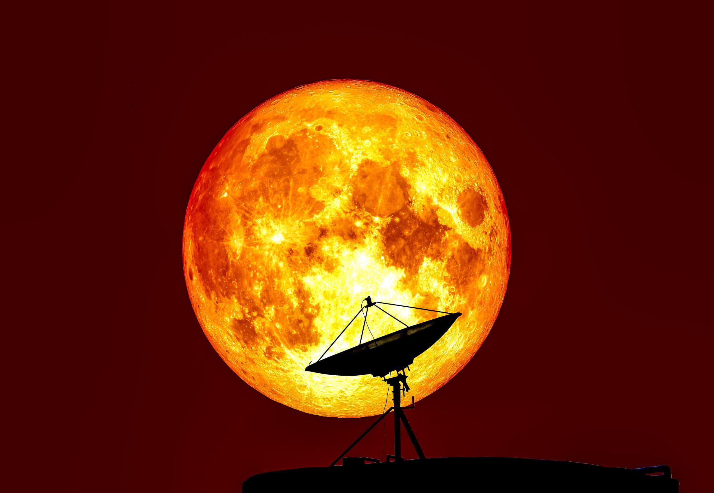 Super Lune : faites partager vos photos