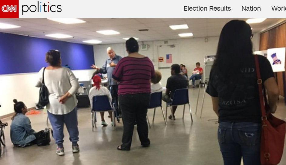 Election Américaine : Une fusillade éclate dans deux bureaux de vote, un mort