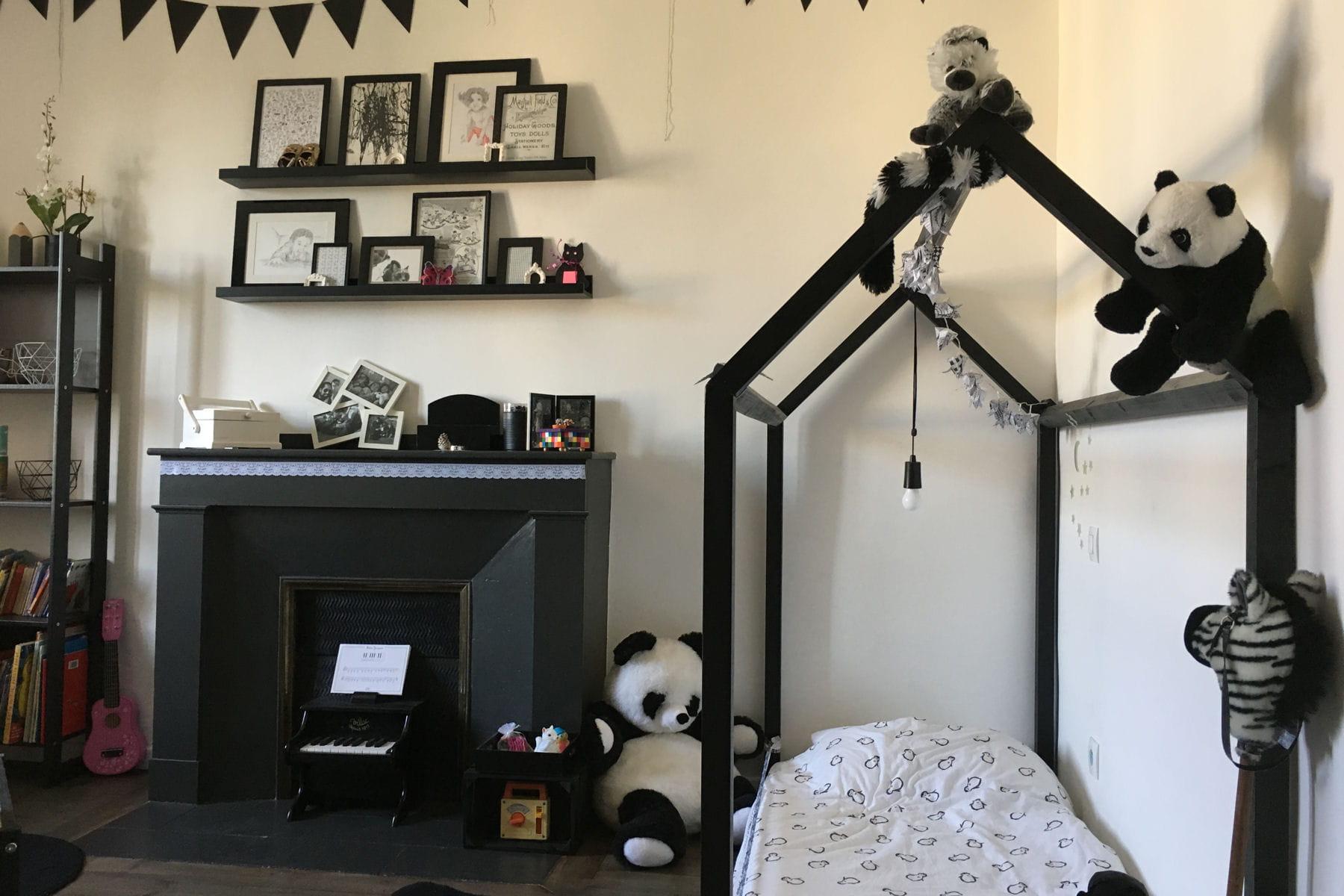 Un lit original pour une chambre d 39 enfant avant apr s - Chambre d enfant original ...