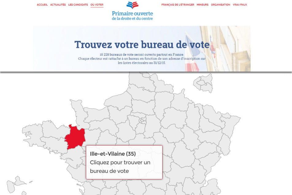 horaires et adresses des bureaux de vote pour savoir comment voter 224 la primaire de la droite