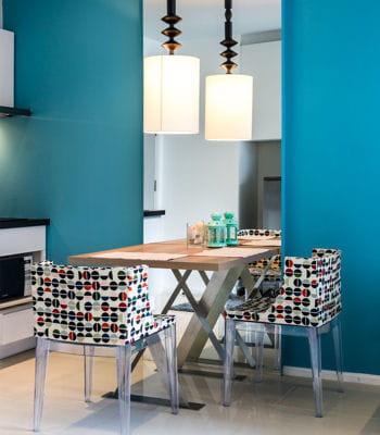 Changer la couleur des murs nos astuces pour relooker une cuisine moindre frais linternaute - Changer couleur cuisine ...