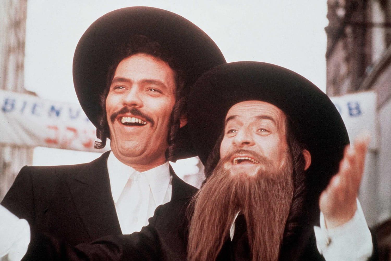 Rabbi Jacob 2 ? Si, si…