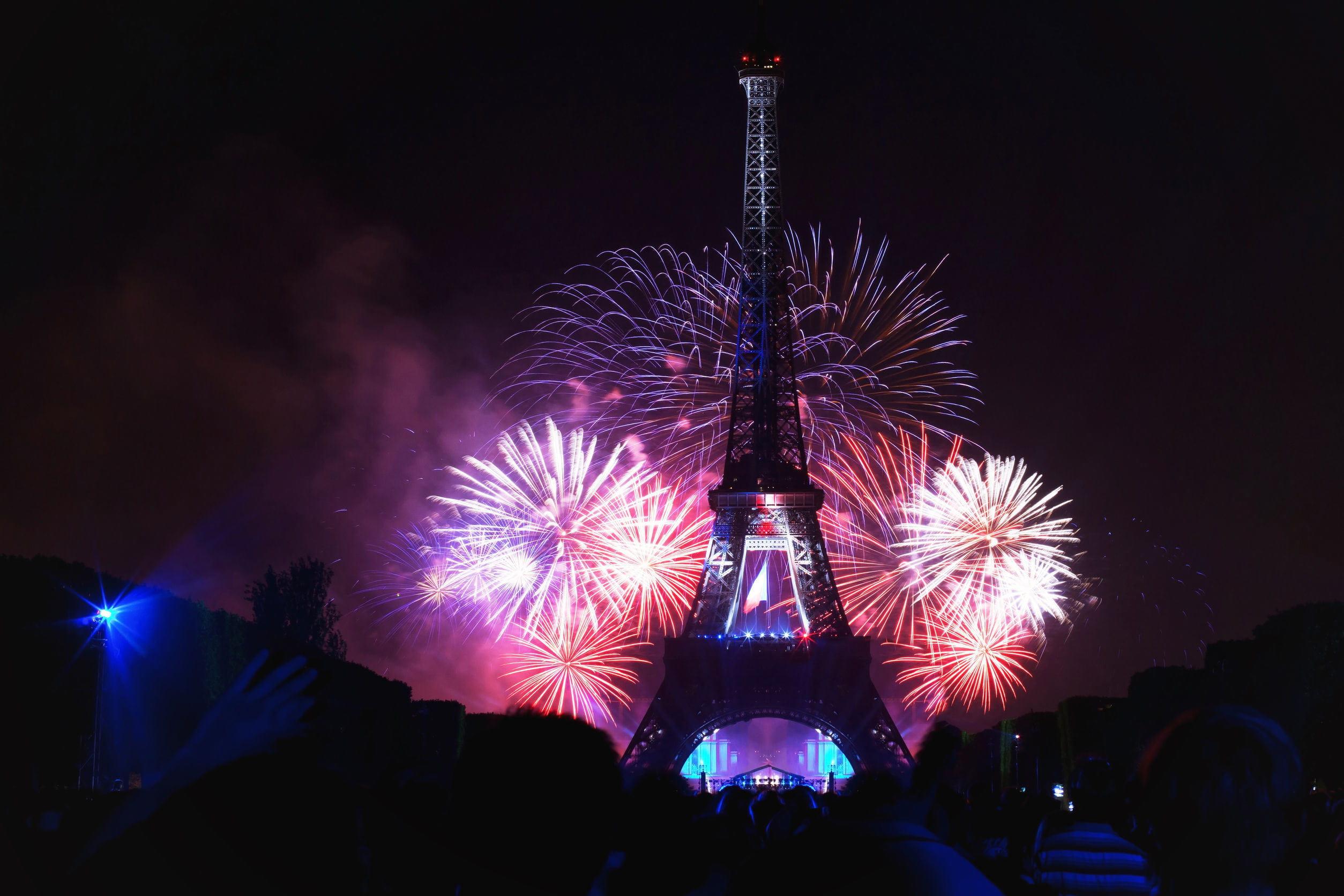 Feu d 39 artifice quel programme pour le nouvel an paris et dans les vil - Nouvel an original paris ...
