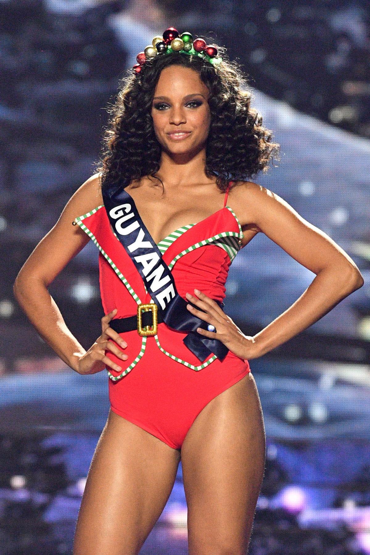 Miss guyane en maillot - Miss france guyane 2017 ...