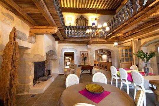 Un ancien refuge de chasse lans en vercors 15 chambres - Chambre d hote lans en vercors ...