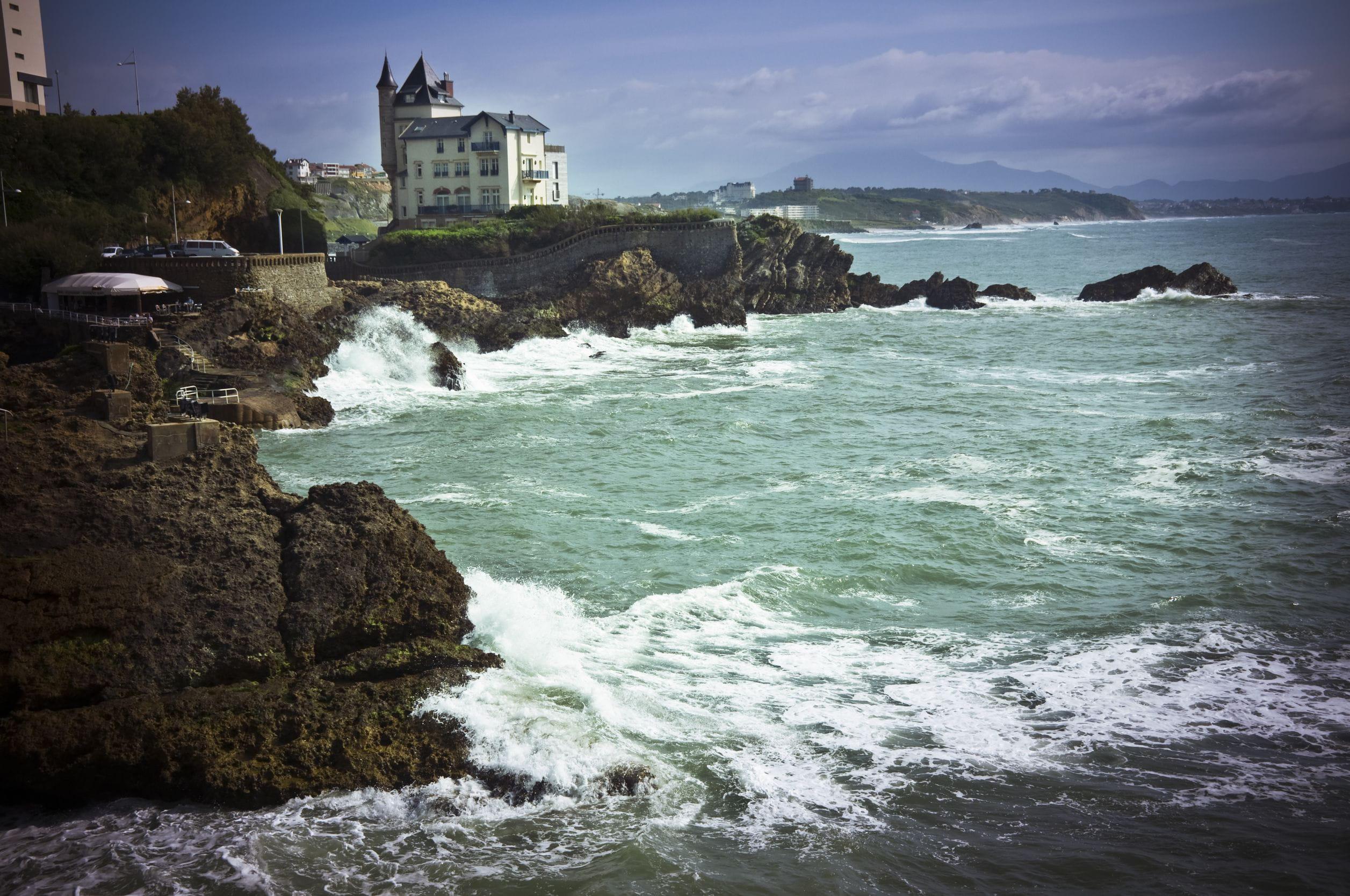 Une plage de Normandie dans les 10 plus belles de France