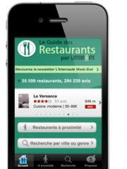 guide des restaurants