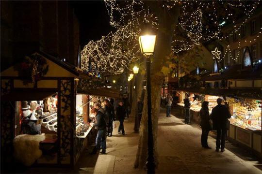 En Alsace : en dehors des grandes villes