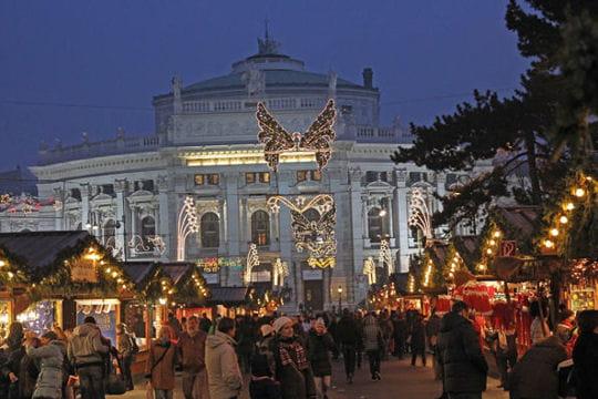 Vienne et le savoir faire autrichien o trouver des march s de no l authent - Marche de noel vienne ...