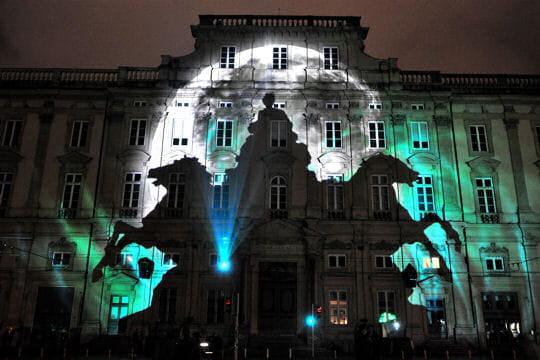 fête des lumières 2011 - place des terreaux